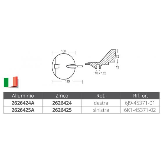 VHF RS40 - Numero