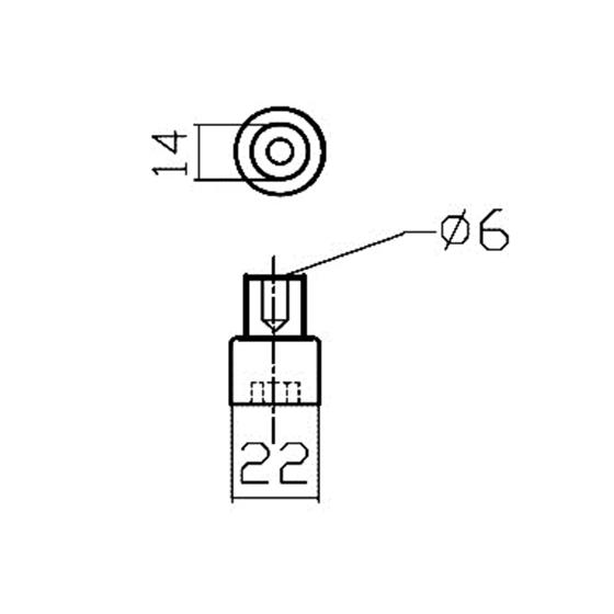 CUSTODIA ARCH100 - Numero