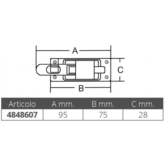 CANDELE BR7HS-10 - Numero