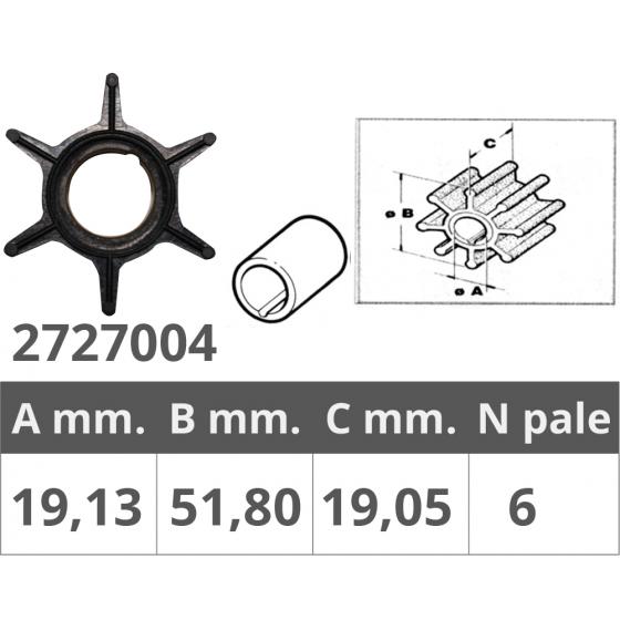 BAROTTO 8-12 HP - Numero