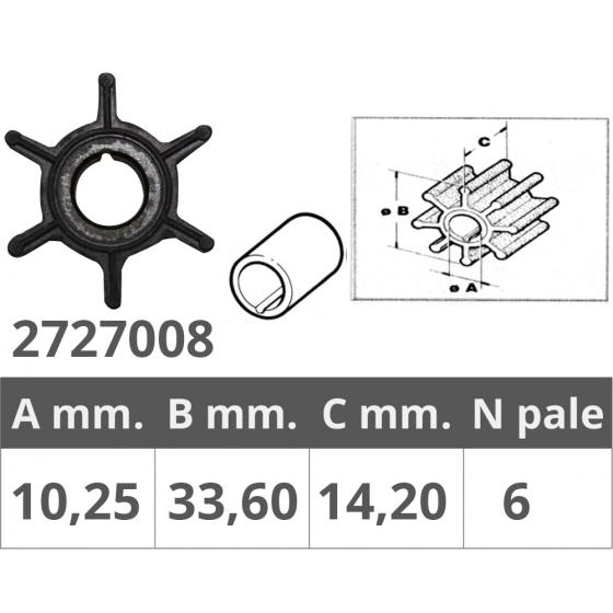COLLARE IN ZINCO - Numero