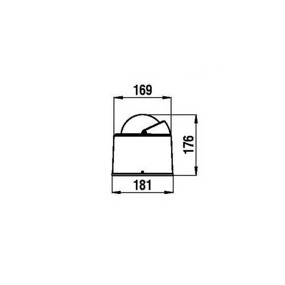 PLANCETTA CM.150X55 - Numero