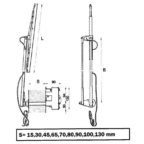 CASSERO VTR H 900X650X400