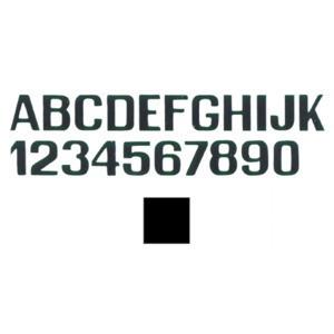 Lettere, Numeri, Nastri Adesivi