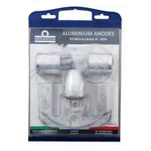 KIT Anodi Alluminio